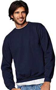 Anvil Men's Ring Spun Fashion Crewneck Sweatshirts