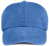 Anvil Solid Low-Profile Pigment-Dyed 6-Panel Caps