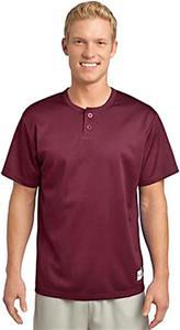 Sport-Tek PosiCharge Tough Mesh Henley Shirt