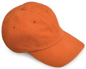 Adams Garment Washed Pigment Dyed Caps