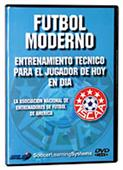 Futbol Moderno DVD Soccer Training videos