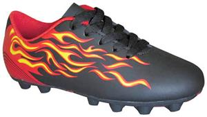 Diadora Trax Flames MD Jr Soccer Cleats