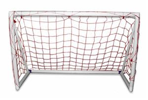 Portable PVC Backyard 4x6 Kids Soccer Goals (EACH)