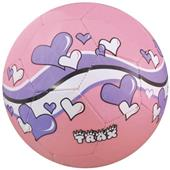 Diadora Trax Hearts Entry Level Soccer Ball