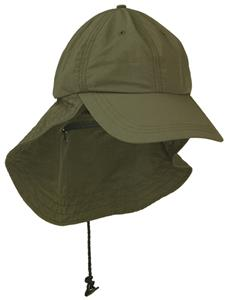 Adams Extreme Outdoor Hats with Neck Cape