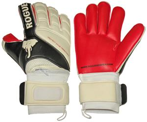Rogue Supersoft Soccer Goalkeeper Gloves