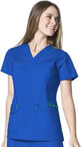 WonderWink Verity V-Neck Scrub Top