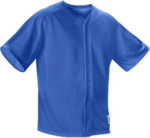 Alleson Warp Knit Full Button Baseball Jerseys