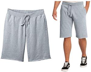 District Young Mens Core Fleece Shorts