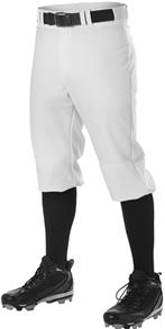 Alleson Adult Knicker Pro Warp Knit Baseball Pants