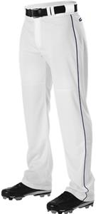 Alleson Warp Knit Baseball Pants with Side Braid