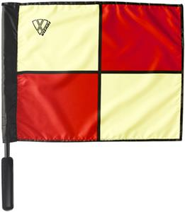 Vizari Premier Linesman Soccer Flags set of 2 Soccer