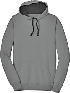District Young Mens Concert Fleece Pullover Hoodie