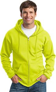 Port & Company Ultimate Full-Zip Hooded Sweatshirt