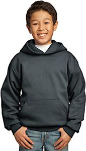 Port & Company Youth Pullover Hooded Sweatshirt