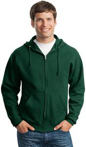 JERZEES NuBlend Full-Zip Hooded Sweatshirt