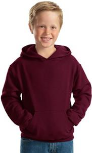 JERZEES Youth NuBlend Pullover Hooded Sweatshirt