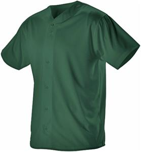 Alleson Full Button Lightweight Baseball Jerseys