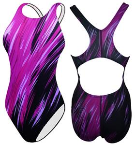 Adoretex Surfire Fit Back Swimsuit w/ Soft Cups