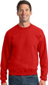 JERZEES Mens Super Sweats Crewneck Sweatshirt