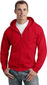 Hanes Comfortblend EcoSmart Zip Hood Sweatshirt