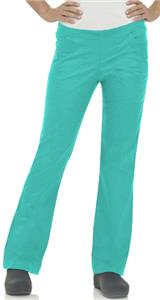 Landau Women's Natural Smart Stretch Flare Pants