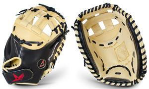 ALL-STAR Vela Dual Pro Catching 33.5 Softball Mitt