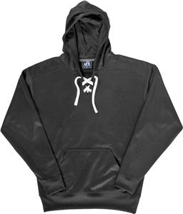 J America Sport Lace Poly Fleece Hoodie