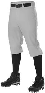 Alleson Double Knit Knicker Baseball Pants