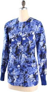 Landau Misses/Women's Laced Up Warm-Up Jacket