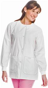 Landau Women's Drawstring Warm-Up Jacket