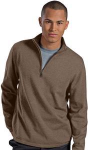 Edwards Signature 1/4 Zip Fine Gauge Sweater