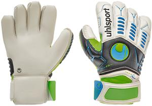 Uhlsport Absolutgrip Bionik+Xchange Goalie Gloves