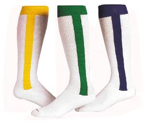 Bristol T10 Stirrup/Sanitary Baseball Socks 