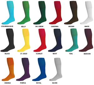 Bristol Athletic Colored Tube Socks