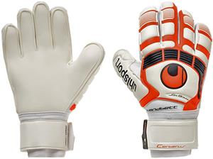 Uhlsport Cerberus Handbett Soft Goalie Gloves