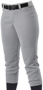 Alleson Women's/Girl's Belt Loop Softball Pants