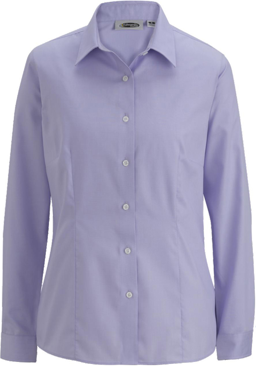E79503 Edwards Womens Non Iron Dress Shirt