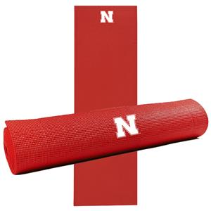 Cirrus Fitness University of Nebraska Yoga Mat