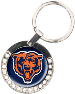 NFL Chicago Bears Rhinestone Key Chain