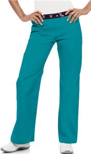Urbane Women's Yoga-Inspired Work It Scrub Pants