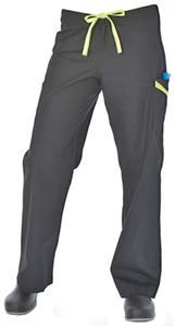 Urbane Women's Contrast Cargo Pants