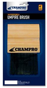 Champro Wood Handled Baseball Umpire's Brush A040