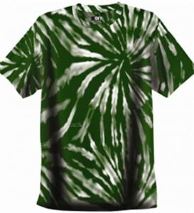 Eagle USA XDri Performance Tie Dye Tee Shirt