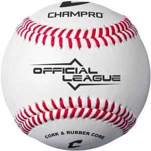 Champro CBB-38 Youth League Baseballs Dozen