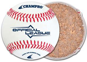 Champro CBB-40 Official League Baseballs