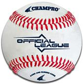 Champro CBB-90 Official Raised Seam Baseballs