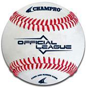 Champro CBB-90 Official Raised Seam Baseballs