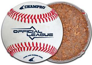 Champro CBB-90 Official League Baseballs