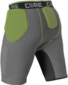 Alleson Football 3 Padded Integrated Girdles CO